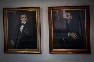 Rickmer Rickmers - zwei Portraits