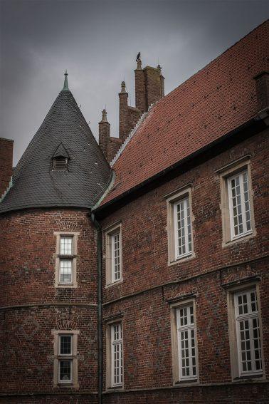 Schloss Herten - Ausschnitt