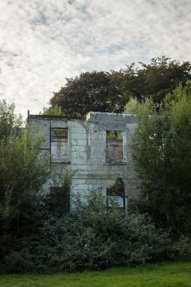 Schloss Wolfskuhlen - lost place
