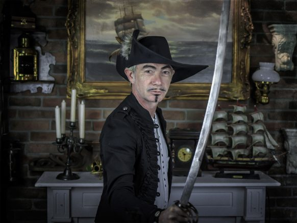 New Orleans - Cosplay Jean Lafitte