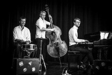 Swingtime - die drei Musiker