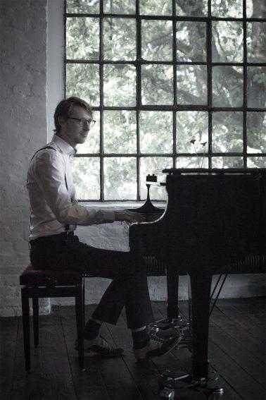 Swingtime - Rupert am Klavier
