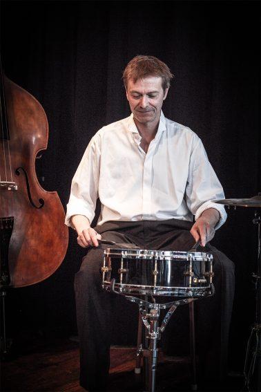 Swingtime - Thomas am Schlagzeug