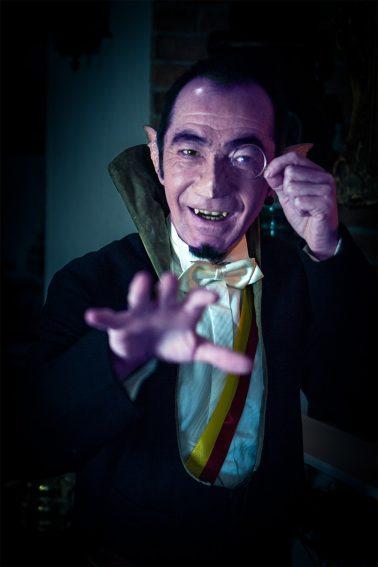 Count Count mit Monokel