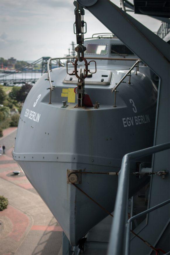 U-Boot auf der EGV Berlin